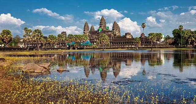 Nyår i Kambodja